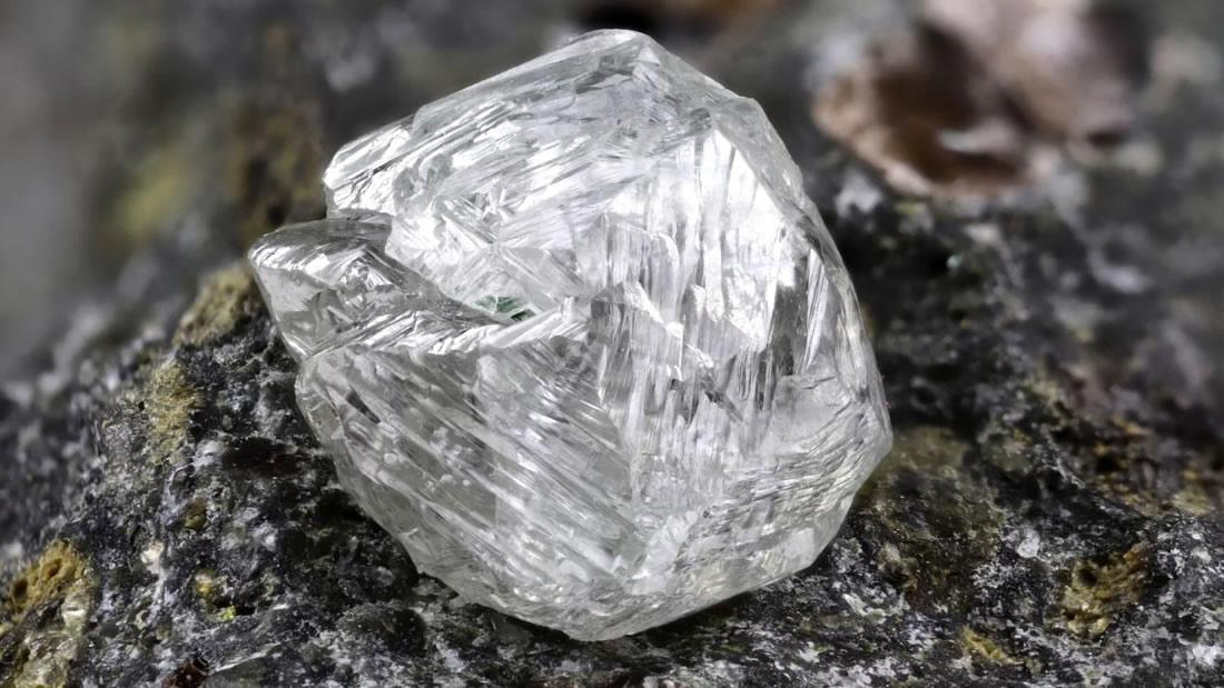 La Tierra está triturando el océano en diamantes salados