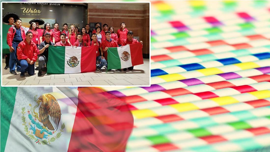 Estudiantes mexicanos crean pajillas biodegradables y ganan gran reconocimiento mundial