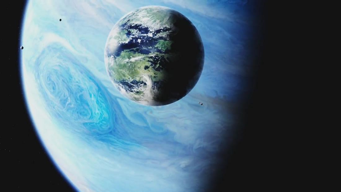 Exolunas podrían sustentar la vida extraterrestre