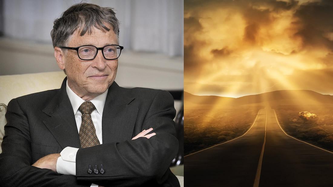 Bill Gates pretende «bloquear» el Sol para detener el calentamiento global