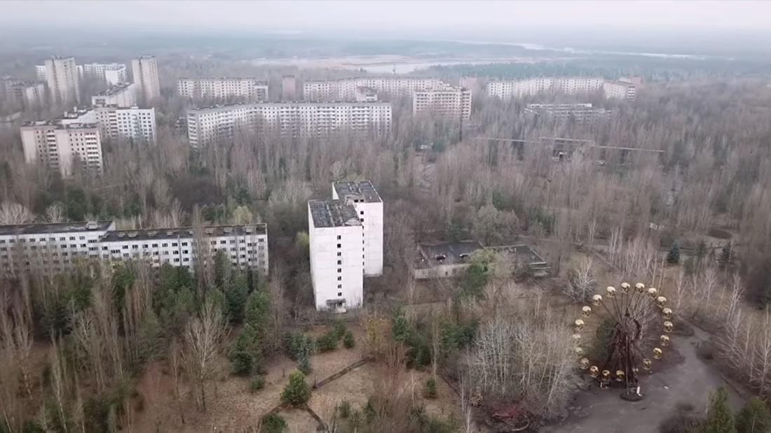 El viejo sarcófago de Chernóbil está al borde del colapso