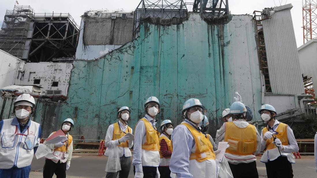 Fukushima se está quedando sin espacio para almacenar sus toneladas de agua radiactiva
