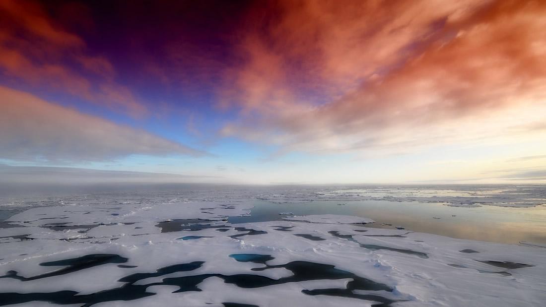 Hallan polvo de estrellas de la explosión de una supernova en la Antártida