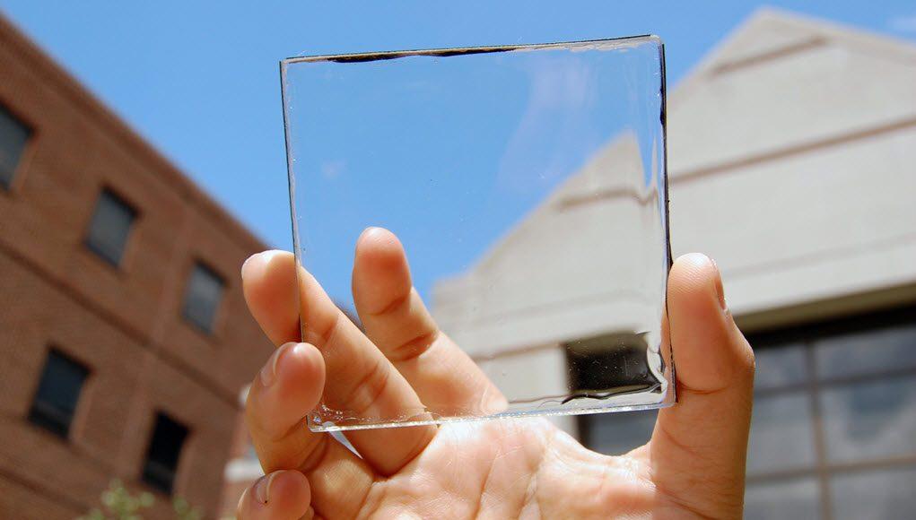 Esto no es vidrio común son celdas solares que generan energía en las ventanas
