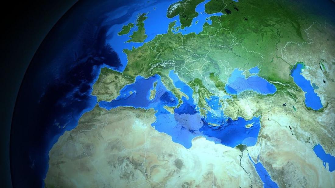 «Continente perdido» del tamaño de Groenlandia encontrado bajo Europa