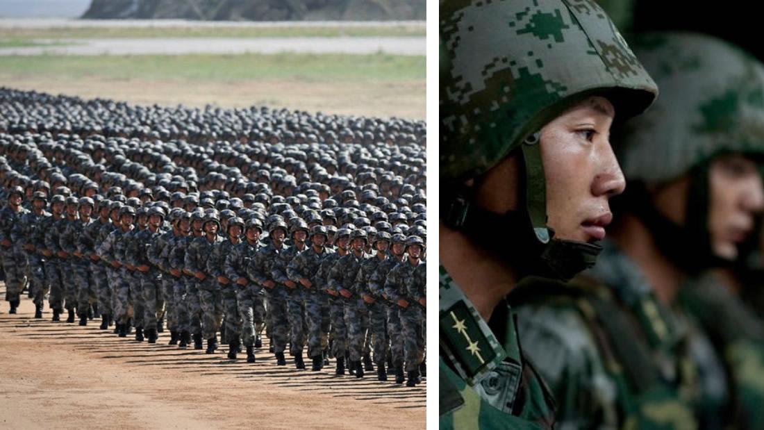 Gobierno de China ordena plantar árboles a 60.000 soldados