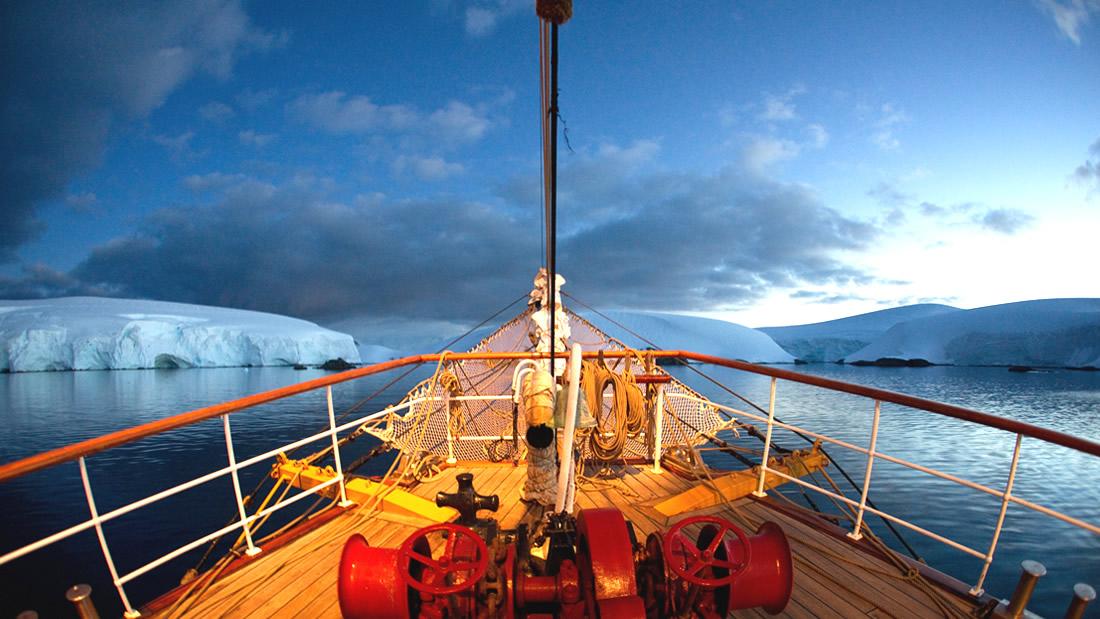 Buscan cinco voluntarios para ir a la Antártida a una investigación científica