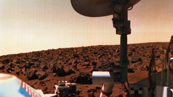 Científico afirma que ya hemos encontrado evidencia de vida en Marte