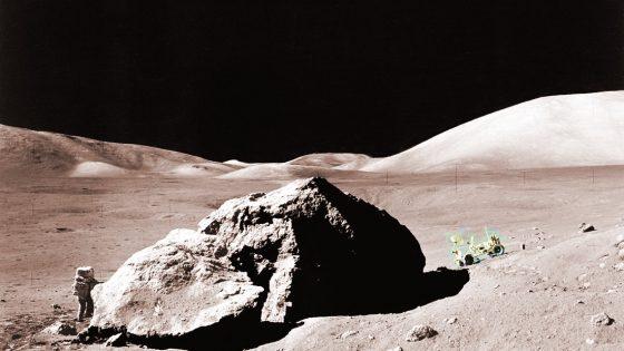 Científicos descubren cómo extraer oxígeno del «polvo lunar»