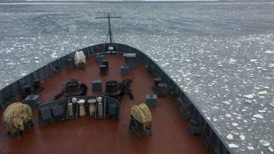 Expedición rusa descubre nuevas tierras en un lugar remoto del planeta