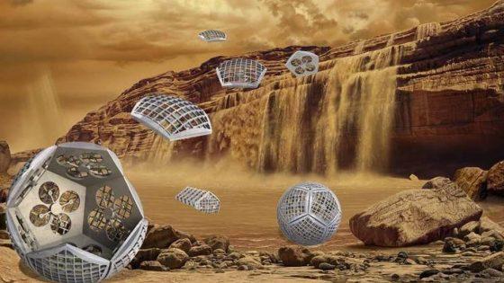 NASA planea enviar sus propios «transformers» a mundos alienígenas