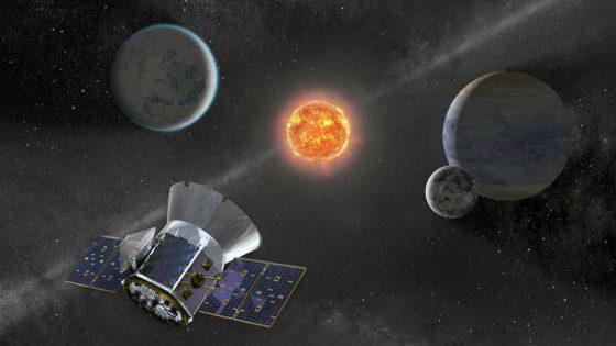 Nave espacial de la NASA buscará alienígenas como parte de un nuevo proyecto