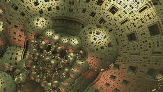Por primera vez científicos descubren patrones fractales en un material cuántico