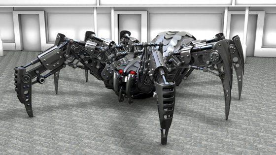 Reino Unido enviará un «robot araña» a explorar las profundidades de la Luna