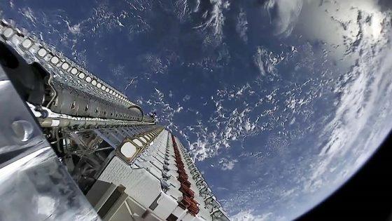 SpaceX quiere lanzar otros 30.000 satélites para llevar Internet a todo el mundo