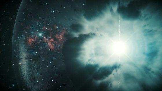 Astrónomos detectan violenta explosión cósmica que es la fuente más brillante de luz de alta energía en el Universo