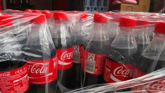 Coca Cola es la empresa mayor contaminadora de plástico en el mundo