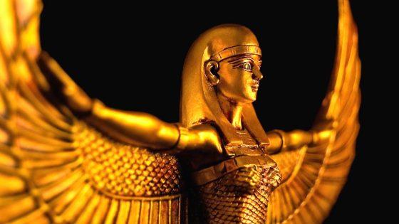 Isis y Osiris: una brutal «historia» de asesinato y resurrección