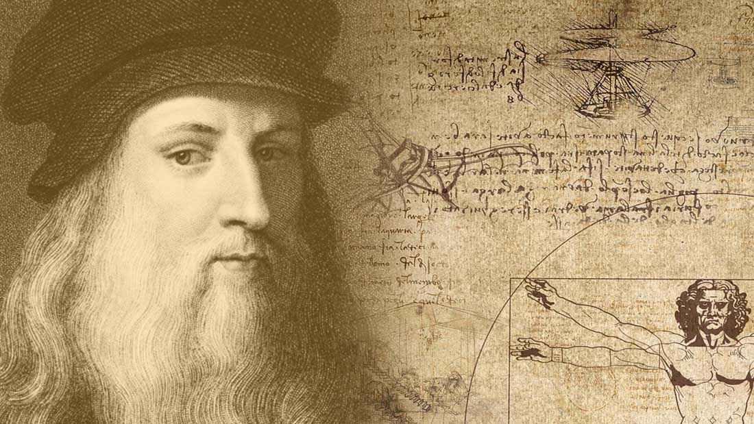 Revolucionarios inventos de Leonardo Da Vinci: tecnología del Renacimiento