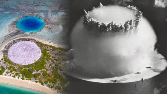 Tumba con desechos nucleares a punto de abrirse por el cambio climático