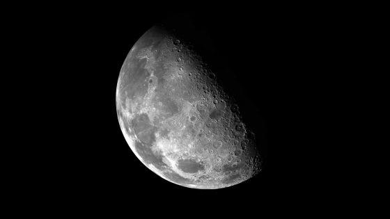 Ahora hay radiotelescopio en el lado oculto de la Luna
