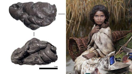 Goma de mascar de 5.700 años revela genoma humano completo