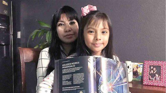 Niña genio de México cumplió su sueño: estudiará astronomía en la Universidad de Arizona