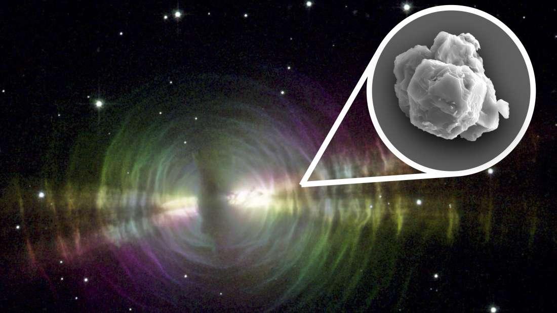 Descubren el material más antiguo conocido en la Tierra y es más antiguo que el sistema solar