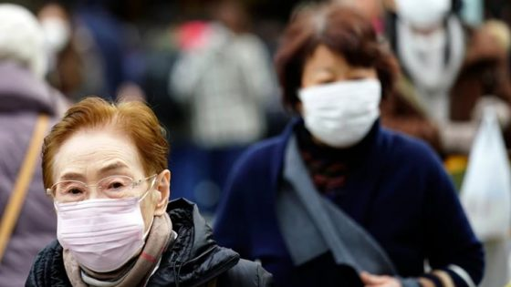Misterioso virus aparecido en China ha llegado a Japón