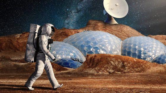 Científico: colonos de Marte necesitarán reciclar cuerpos humanos