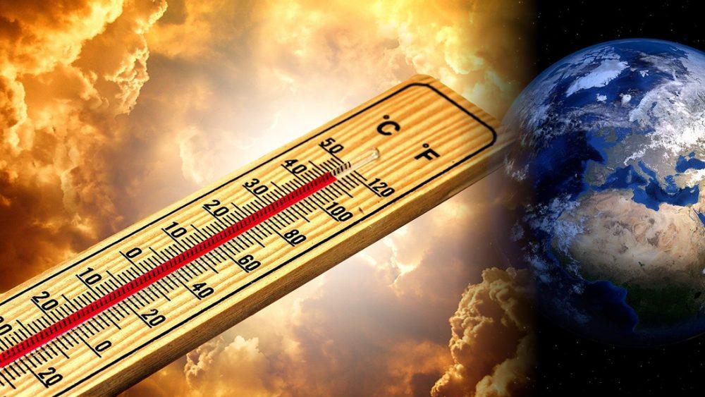 ¿Ha estado la Tierra tan caliente antes?