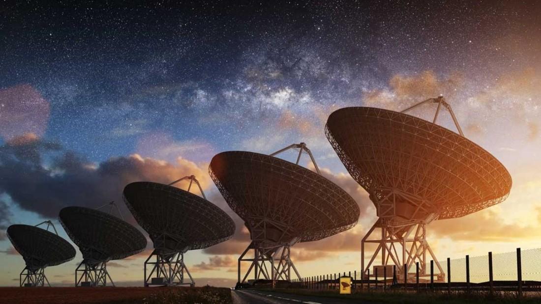 Se intensifica la búsqueda de vida avanzada en el Universo
