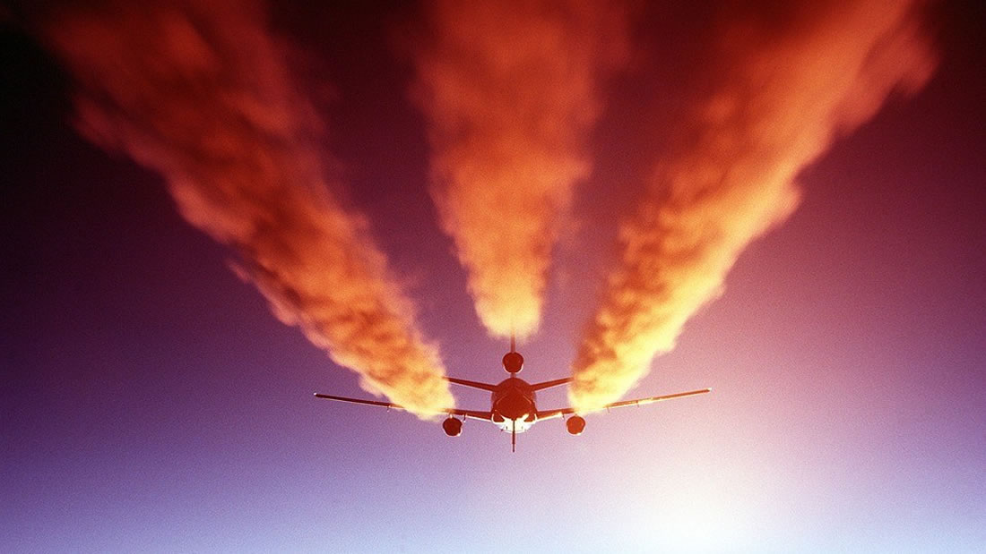 Los «vuelos fantasma» rondan los cielos, ampliando las huellas de carbono