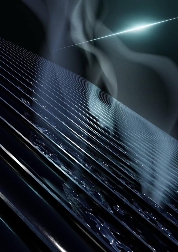 Desarrollan nuevo material que podría purificar agua contaminada con energía solar