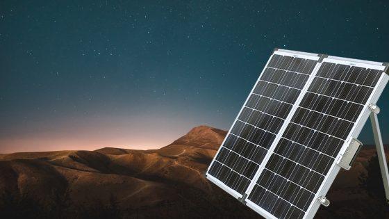 Panel «antisolar» podría producir energía incluso de noche
