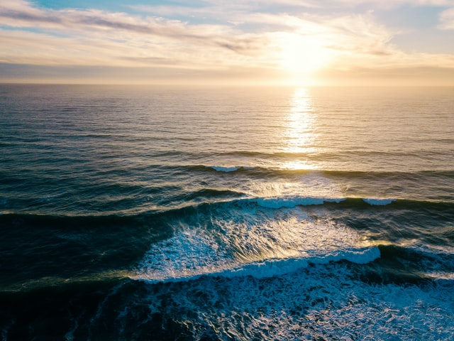 Océano Atlántico está tan caliente ahora como no lo estuvo desde hace tres milenios