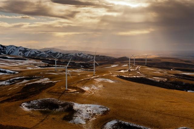 Reino Unido comprometido a usar energía eólica al 100% para todos los hogares