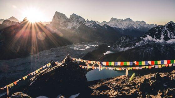 Incluso el Monte Everest está contaminado con microplásticos