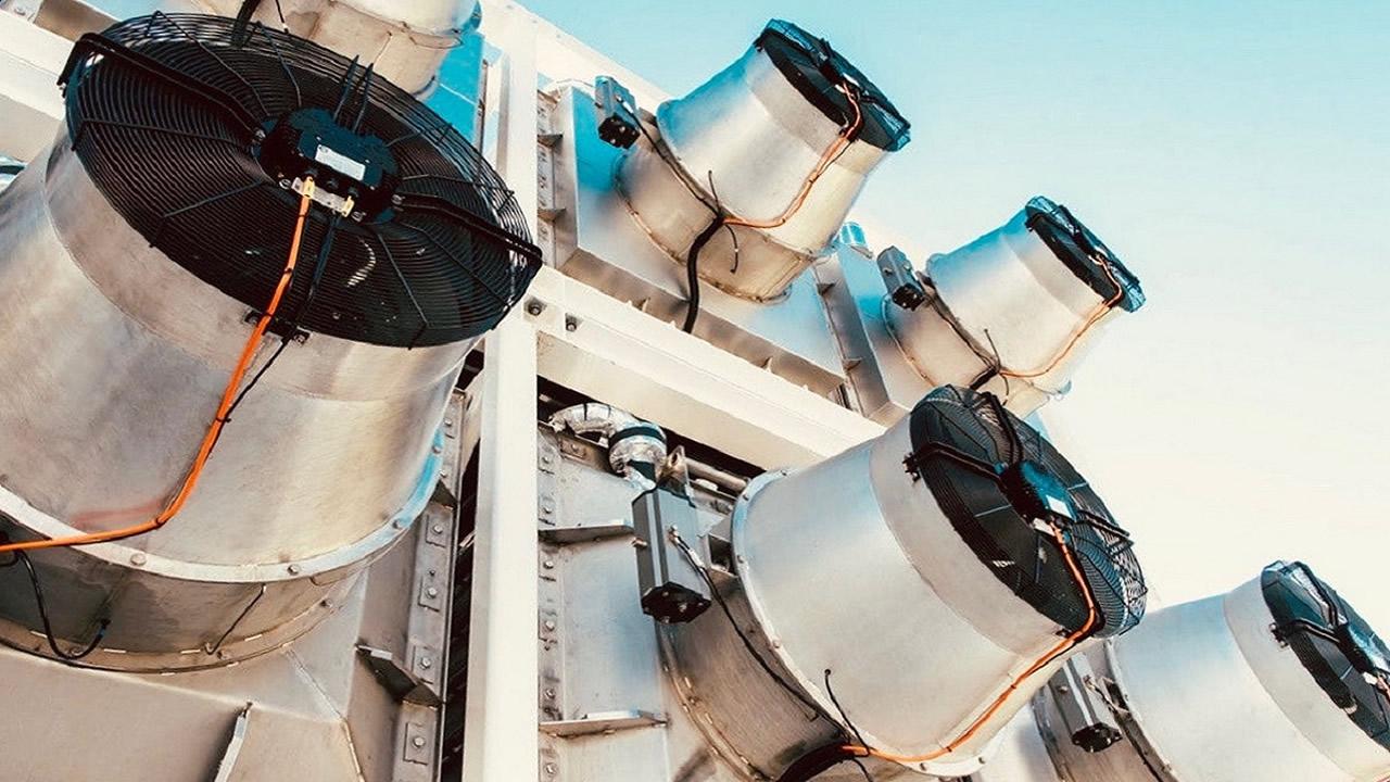 Una máquina para depurar el CO₂ del aire. ¿Podría detener el cambio climático?